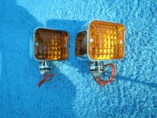 Parking Lights Blinkers Hot Rod Rat Rod Chevy Ford Dodge