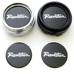 Roadster Stickers Decals XXR 501 Rims Center cap Miata