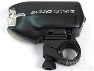 CATEYE HALOGEN ROAD BIKE CYCLING HEAD LIGHT HL 500 BLK 725012001240