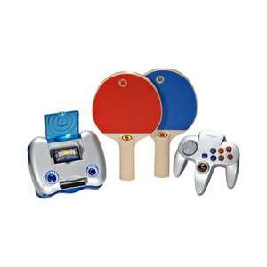 Plug n Play Table Tennis with 17 Games   16 Bit: Toys & Games