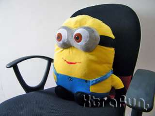 Amazing! the despicable minion comes to our store now! 18 inch
