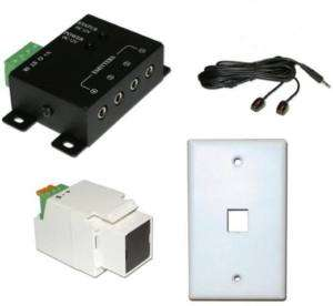 Custom Remote Control Extension set control 2 devices