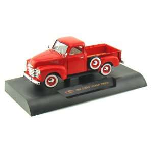 1953 Chevy Pickup Truck 1/32 Red Toys & Games