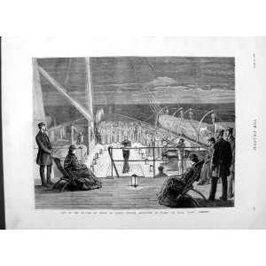 1877 Princess Wales Greece Royal Yacht Osborne Ship