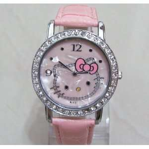 Miss Peggy Jos   Hello Kittys A49p Quartz Movement Watch