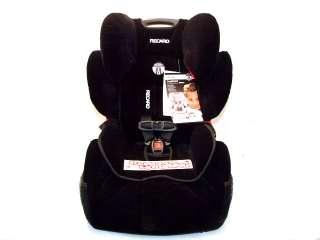 RECARO PROSPORT BABY CHILD TODDLER CAR SEAT BLACK