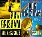 John Grisham 15 Paperback Book Lot: Associate, Confession, Time to