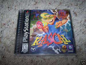 Rascal PlayStation Game Complete 3642 735009400925