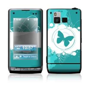LG Dare VX9700 Skin Sticker Decal Cover   Butterfly