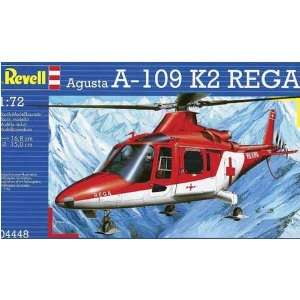 com Agusta A109K2 Rescue Helicopter 1 72 Revell Germany Toys & Games