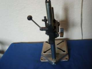 DREMEL 212 MULTIPRO MOTO TOOL DELUXE DRILL PRESS STAND