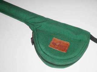 This isa DB Dun Fly Rod Tube   Rod & Reel Case for a 9 foot 2 piece