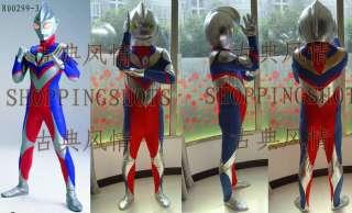 Ultraman Cartoon SUIT MASCOT COSTUME R00299 Fancy Dress