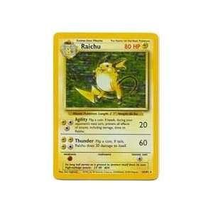 Pokemon Basic Unlimited Raichu: Toys & Games