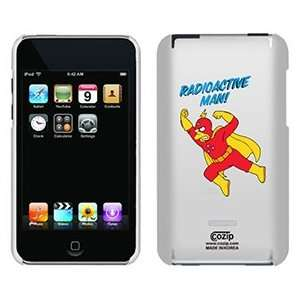 Radioactive Man from The Simpsons on iPod Touch 2G 3G