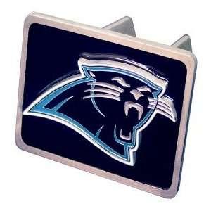 Carolina Panthers Trailer Hitch Cover Automotive