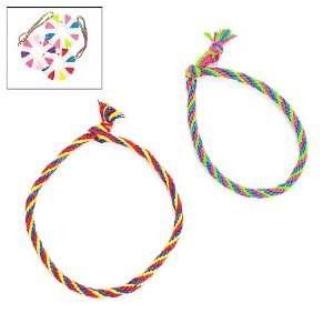 Friendship Bracelet Craft Kits (1 dz) Toys & Games