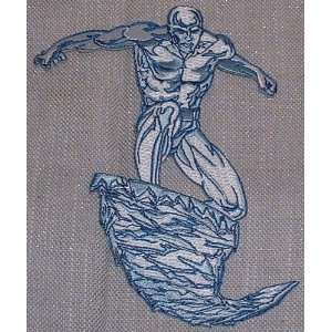 X Men ICE MAN Marvel Comics Embroidered Figure Patch