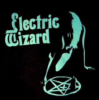 ELECTRIC WIZARD t shirt Doom psych NEW2010 pentagram
