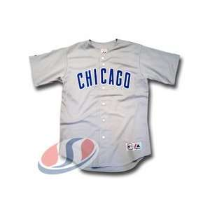 Chicago Cubs MLB Replica Team Jersey (Road) (Small