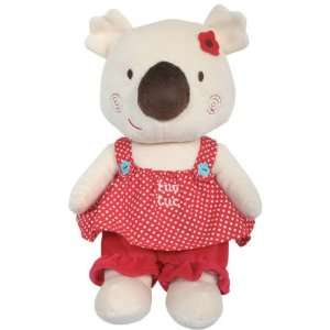 Tuc Tuc Koala Little Girl soft stuffed plush baby Toy
