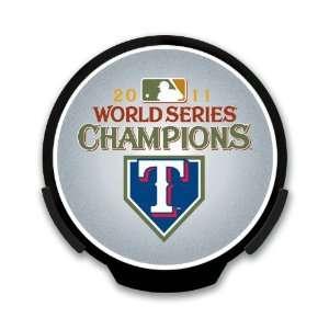 MLB Texas Rangers 2011 World Series Champions Power Decals