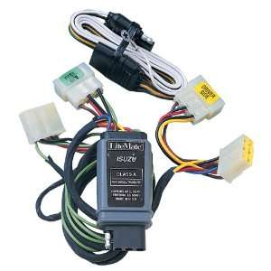 Hopkins Plug In 43285 Simple T Connector Wiring Kit Automotive