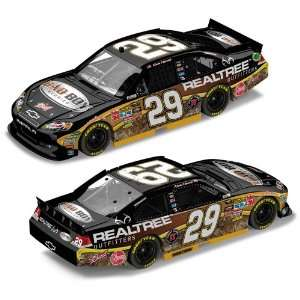 #29 Kevin Harvick 2011 Bad Boys Buggies 1/24 Nascar