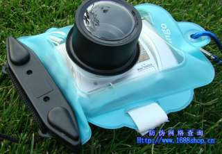 Underwater Digital Camera Waterproof Case Dry Bag 20M