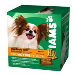Iams Original Biscuits Dog Treat 20lb Small