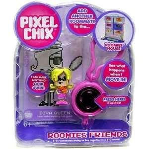 Pixel Chix Beauty Queen Toys & Games