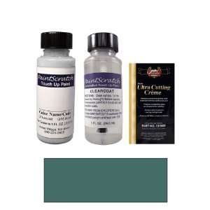 1 Oz. Medium Sea Green Metallic Paint Bottle Kit for 1997