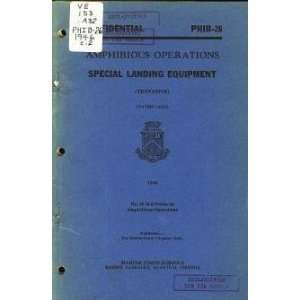 (USMC PHIB 26) (NAVMC?4221) United States Marine Corps Books