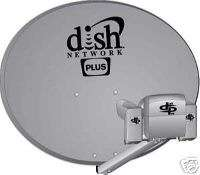 Dish Network Dish 1000 + with Dish Pro Plus 44 switch