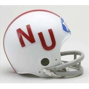 Nebraska Cornhuskers 1969 NCAA Riddell Mini Helmet