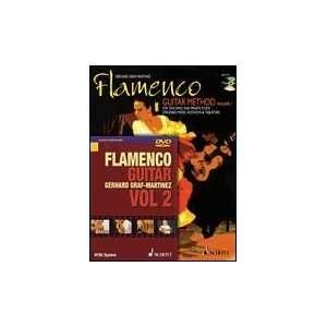 Flamenco Guitar Method   Volume 2   Book/Dvd Pack Musical