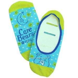 Care Bears Elastic Boat Foot Ladies / Girls Socks JAPAN