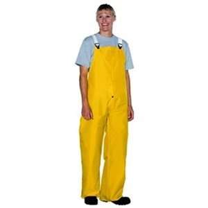 Medium Nylon Yellow COOL AIR II Fly Front Overall
