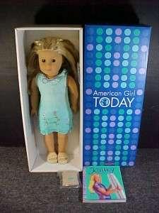 MIB Beautiful 18 American Girl Today Kailey Doll