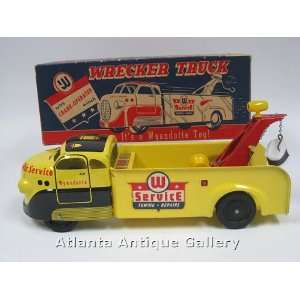 Wyandotte Tow Truck 1951 Mint: Toys & Games
