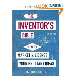 Your Brilliant Ideas) (9781580081207) Ronald Louis Docie Sr. Books