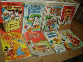 Mickey Mouse & Friends 1 7+ SET (89 London Edition Magazines) 10bks