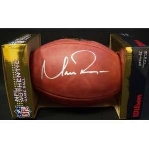 Matt Ryan Signed Autographed NFL Authentic Football Atlanta Falcons