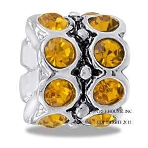 Da Vinci Beads November Wheel Bead Arts, Crafts & Sewing