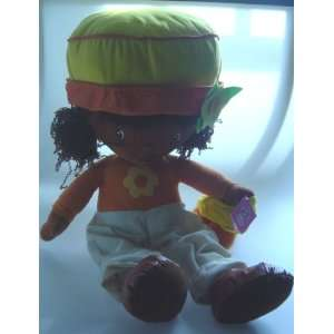 Giant 30 Strawberry Shortcake Orange Blossom Plush Doll