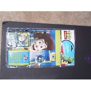 Toy Story 7 Piece Fun Calculator Set