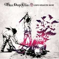 THREE DAYS GRACE LIFE STARTS NOW 2 CD LIMITED EDT NEW