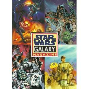 Star Wars Galaxy Magazine Cover Gallery (Promo) 4 covers