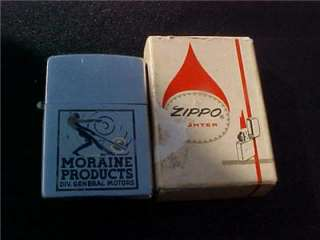 Products General Motors Zippo Pocket Lighter 1937 Car GM