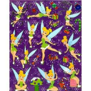 Tinkerbell Fairy in Peter Pan Movie Disney STICKER SHEET E035 ~ pixie